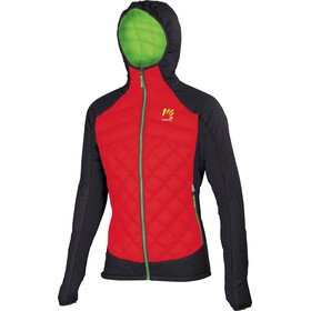 Karpos Lastei Active Plus Jacket Men toreador/black